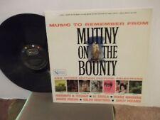 """Mutiny On The Bounty"",UAS 6249,US,LP,stereo,black deep groove labels,Mint"