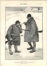 1902 Brave Men Reckless Method Holding Gun Wd Armond Dairy Maid