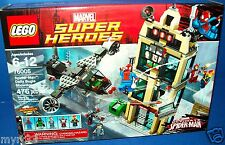 LEGO 76005 Spider-Man Daily Bugle Showdown Marvel Super Heroes NIB