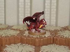 Red Wyrmling - Heroscape- Wave 12/D2 - Warriors of Eberron - Free Ship Available