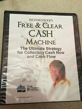 Richard Roop Free And Clear Cash Machine Real Estate Manual