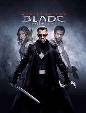 BLADE: TRINITY Movie POSTER 27x40 D Wesley Snipes Kris Kristofferson Ryan