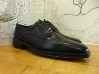To Boot New York Adam Derrick Black Leather Oxfords Mens 10M #1314 Made in Italy