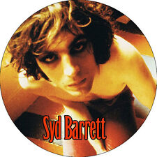 CHAPA/BADGE SYD BARRETT . pin button pink floyd roky erickson nick drake psych