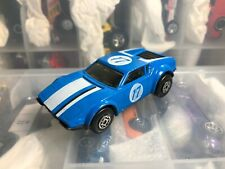 TWO CARS: Matchbox Toyota Supra with Real Riders + Superfast De Tomaso Pantera