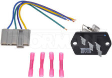 90-02 1652SC  BLOWER MOTOR RESISTOR KIT W/HARNESS   90-02 1652 UPS   973-5091