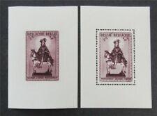 nystamps Belgium Stamp # B315-B316 Mint OG H $45
