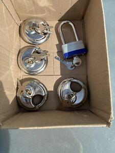 heavy duty padlock keyed alike