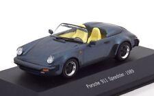 Porsche 911 Speedster 1989 1:43 NOREV Diecast Porsche Collection Atlas