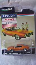 GREENLIGHT 1/64 1973 AMC TRANS AM VICTORY JAVELIN NEW RARE IN STOCK