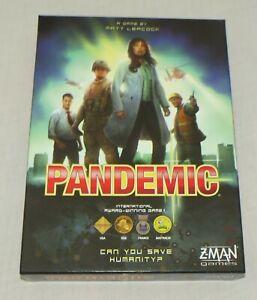 Pandemic 2013 Juego de Mesa Z-Man Games - Completo