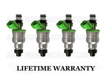 *Best Upgrade* Flow-Matched Denso Set Of 4 Fuel Injectors for Mazda Kia 1.6 2.2L
