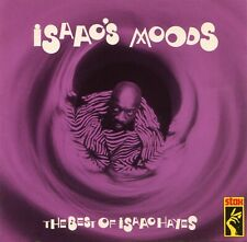 ISAAC HAYES - CD - ISAAC´S MOOD - BEST OF - TOP ZUSTAND - 1988 - SOUL - 15 TRACK