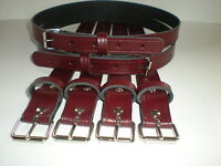 Coach built vintage pram real leather stabilising straps £3.99 each in 7 colours