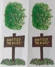 2 Strips Creative Memories FLOWERS OUTDOORS Stickers ALL Discontinued Vintage