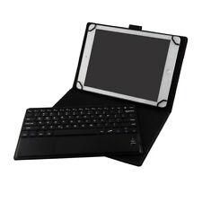 Dünne Drahtlose Bluetooth Tastatur QWERTY mit Etui Für Dell Venue 8 Pro