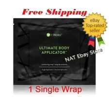 It Works Ultimate Body Applicator Wrap  **AUTHENTIC** (1 Single Wrap) Exp 11/20