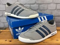 ADIDAS ORIGINALS MENS UK 8 EU 42 GREY BLUE THE SNEEKER TRAINERS RRP £75     EP