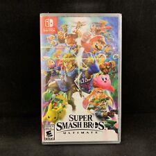 Super Smash Bros Ultimate (Nintendo переключатель) совершенно новый