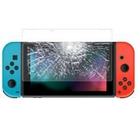3X(Tempered Glass Screen Protector for Nintendo Switch, Anti-Scratch HD Cle G6F8