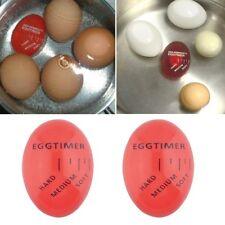 Eieruhr Egg Perfect zum Mitkochen mit-Farbwechsel-Eierform-Eier-Eggtimer&