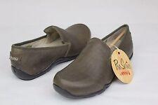 Ahnu Women's Penny Pro Shoe Walnut Brown Leather Size 7 US
