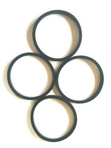 "4x Briggs & Stratton 691917 O-Ring Intake Seal Replaces 281106 697891 1-9/16""ID"