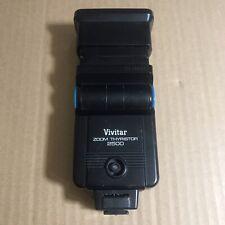 Vivitar Zoom Thyristor 2500 Flash
