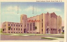 UNITED LUTHERAN CHURCH. GRAND FORKS, ND 1947