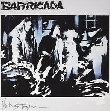 LP BARRICADA NO HAY TREGUA VINILO