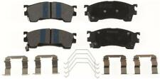Disc Brake Pad Set-Rear Drum Front Bendix MKD637IQ