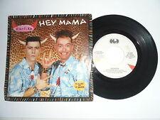 """I RIGHEIRA Hey Mama 7"""" 45 Giri rpm Raro ItaloDisco Prodotto Dai La Bionda"""