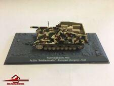 "Altaya Panzer 1:72 PZ21 Hummel (Sd.Kfz.165) Pz.Div. ""Feldherrnhalle"" Budapest"