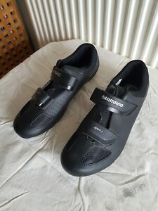 Shimano RP1 - Road SPD-SL Road Shoes - Black - Very good, barely used condition