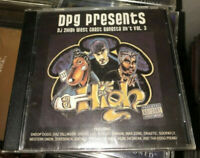 Dogg Pound Presents DJ 2high: West Coast Gangsta S Vol. 3 CD 2008 NEW sealed