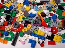 Lego Lot 200 Small Pieces Tiny Finishing Detail Parts Bricks Plates Grills Eyes+