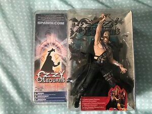 McFarlane Toys 2003 Ozzy Osbourne Action Figure w/ Stage Diorama