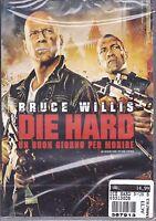 Dvd **DIE HARD ♦ UN BUON GIORNO PER MORIRE** con Bruce Willis nuovo 2013