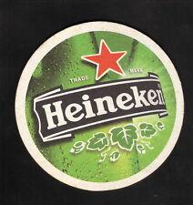 Heineken Imported--2000 Beer Coaster