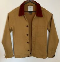 Mens Percival Limited edition Vincent jacket - 30 made - Size 01 / Small - Tan