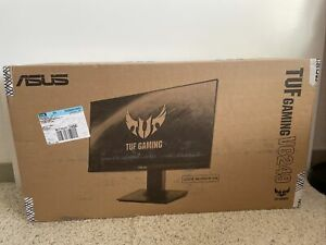 "NEW IN BOX ASUS TUF Gaming VG249Q 23.8"" IPS LED FHD FreeSync Monitor Black"