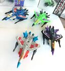 Transformers Generations Legends Starscream, Skywarp, Thundercracker, Acid Storm