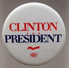 NIXON FOR PRESIDENT+KEYCHAIN 1.75INCH POLITICAL BUTTON PINBACK MINT RICHARD M