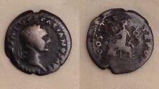Imperial Roman Silver Coin Denarius Of Vespasian c 75 Ad