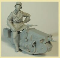 1:35 Resin Figure Model Kit Unassambled Unpainted soldier //824 new