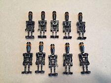 LEGO Star Wars Assassin Droid Elite lot of 10 minifigures 8128 minifig F376