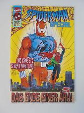 1x Comic - Spider-Man Special Nr. 4 - Marvel - Z. 0-1/1