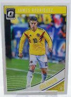 18/19 James Rodriguez Panini Donruss Soccer Optic Card