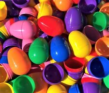 Plastic Easter Eggs Bulk 1000 Count Unfilled