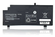 41Wh VGP-BPS34 VGP-BPL34 Battery for Sony VAIO Fit 15 Touch SVF15A1ACXB 3650mAh